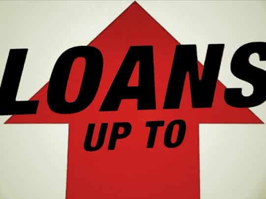 Size Of Average Home Loan Breaks Record